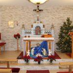 dekaracja  kaplicy